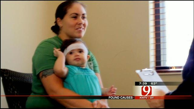 Found Causes: Infant Crisis Services