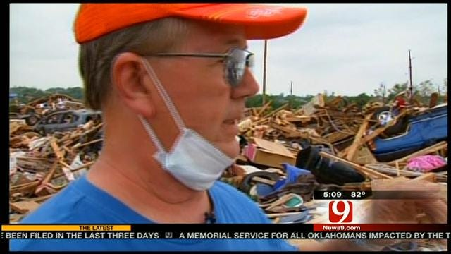 Moore Tornado Survivors Stress Importance Of Storm Shelter