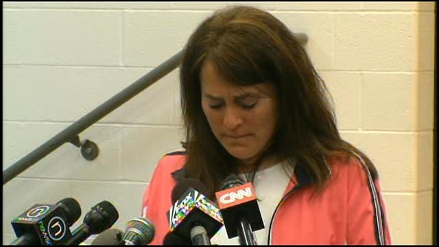 Teachers Share Stories Of Survival At News Conference, Part III