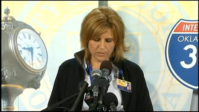 Moore, OKC Officials Host News Conference, Part V
