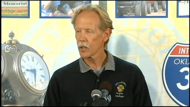 Moore, OKC Officials Host News Conference, Part III