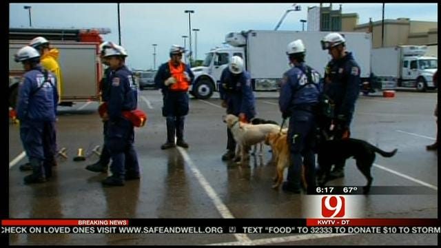 Crews Triple Checking Homes For Survivors In Moore