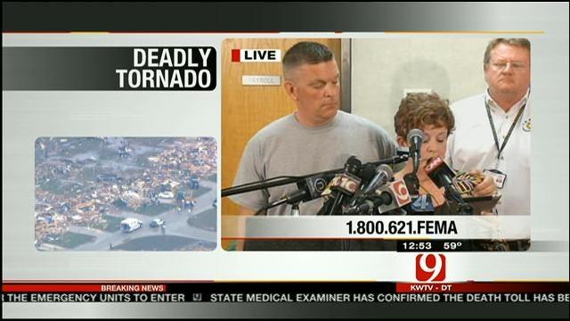 Moore Schools Superintendent Speaks About Tragic Tornado