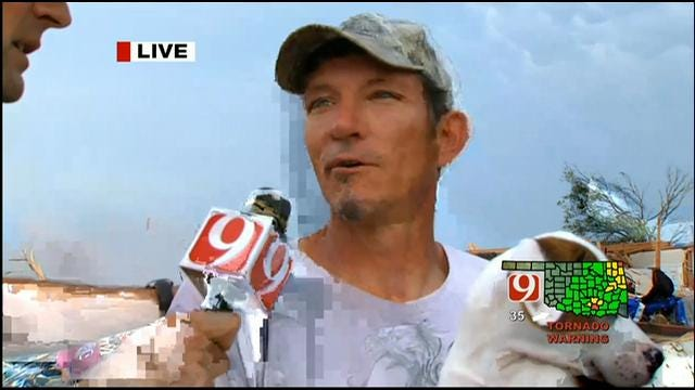 Man In Moore Searches For His Uncle
