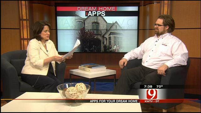 Smart Phone Apps Make Buying, Decorating A Home Easier
