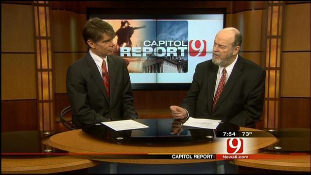 Capitol Report: Governor Fallin Vetoes Pension Bill