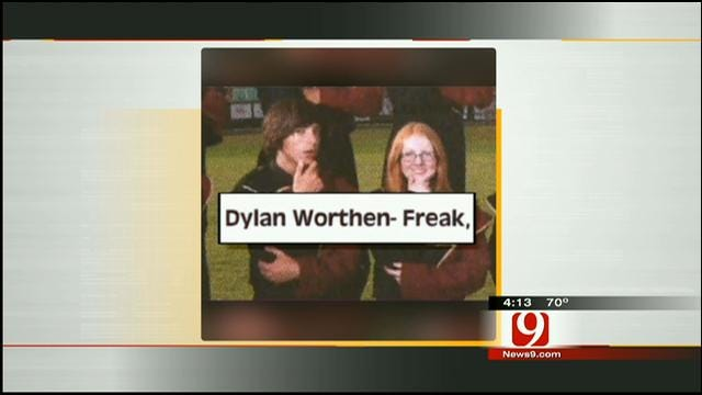 Hot Topics: Student Labeled 'Freak' In Yearbook