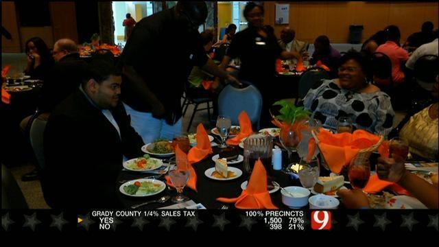 Douglass High School Celebrates Graduating Seniors