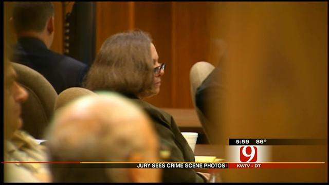 OSBI Agents Testify In Murder Trial Against Becky Bryan