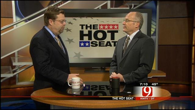 The Hot Seat: Mike Ming