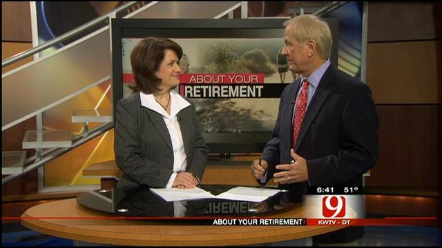 About Your Retirement: Watch Out For Roof Scams