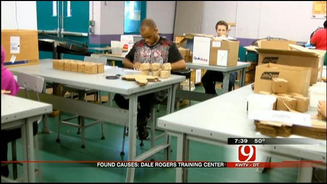 Found Causes: The Dale Rogers Training Center