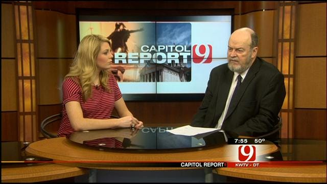 The Capitol Report For Saturday, May 11: No Extension For Insure Oklahoma