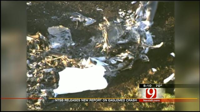 NTSB: Helicopter Pilot's Medical History Questioned After Fatal Kingfisher Crash