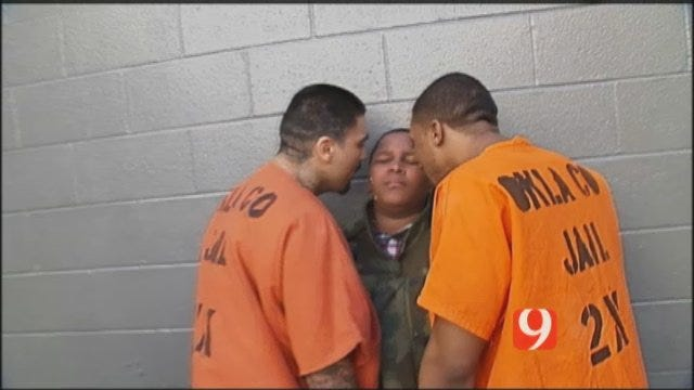 Reality Check: A Gritty Taste Of Life Behind Bars For Troubled Oklahoma Kids