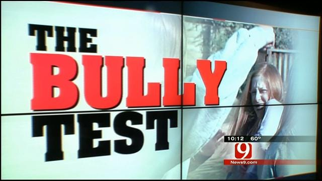 Oklahomans Take The Bully Test