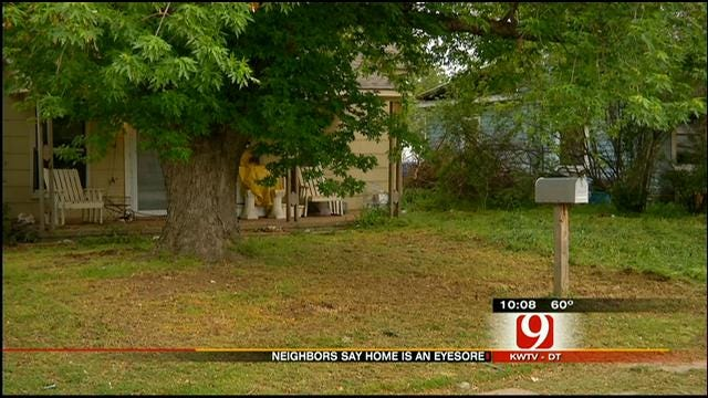 Neighbor: 4-Year-Old Property Mess Eyesore For City