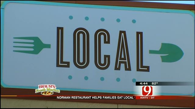 Sassy Mama: Eat Local
