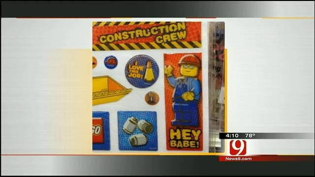 Hot Topics: Lego Apologizes For Cat-Calling Sticker