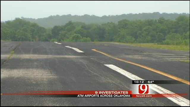 Are Oklahoma's Rarely Used Airports A Waste Of Money?