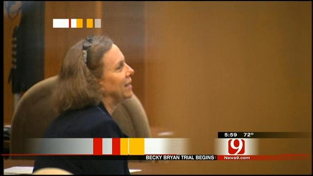 Jury Selection Begins In Trial Against Wife Of Murdered Nichols Hills Fire Chief