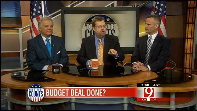 Your Vote Counts: Budget Deal, Tax Cut Deal, Alec Mania