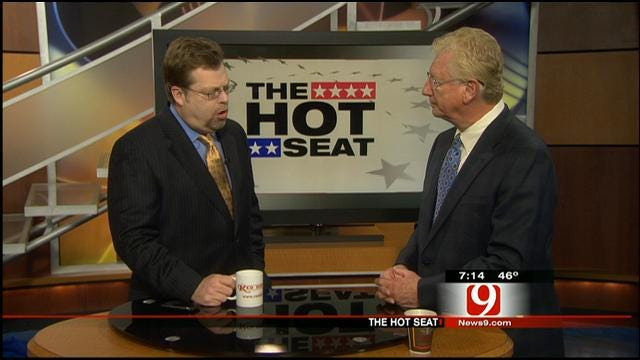 The Hot Seat: Gary Cox