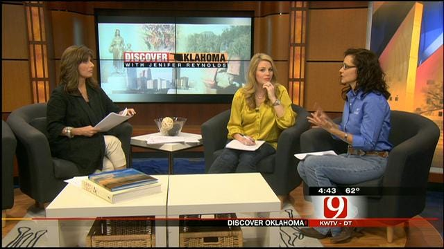 Discover Oklahoma: Arts Festival In Downtown Edmond