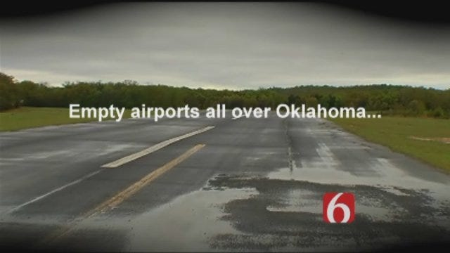 6 Investigates Airports Funded But Hardly Used