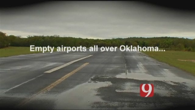 9 Investigates Airports Funded But Hardly Used