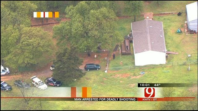 Investigators Working to Determine Cause Of Deadly Luther Shootout