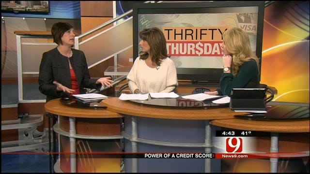 Thrifty Thursday: The Power Of A Credit Score