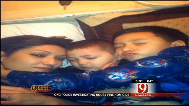 Death Of 7-Year-Old Boy In OKC House Fire Ruled Homicide