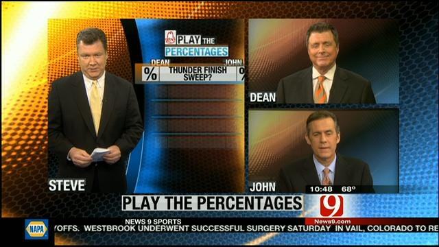 Play The Percentages: April 28