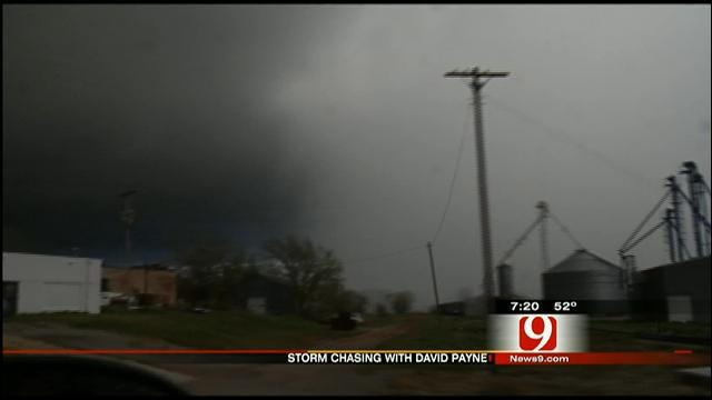 Behind The Scenes Storm Chasing With David Payne