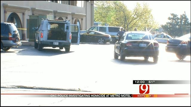 One Killed, Another Injured During Attempted Carjacking At SW OKC Motel
