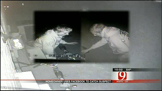 Caught On Camera Stealing From OKC Children