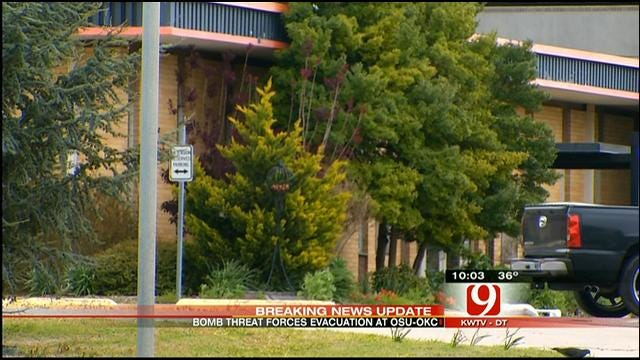 OSU-OKC To Reopen Wednesday Following Bomb Threat