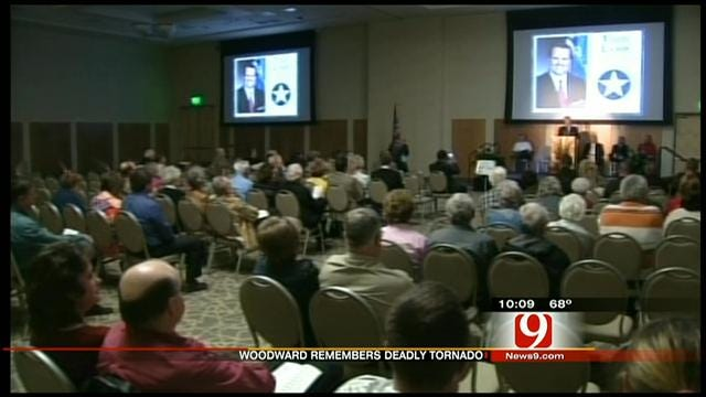Woodward Residents Remember Deadly Tornado, Pay Tribute To Heroes