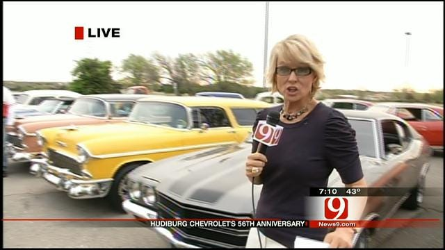 National Street Rod Association Brings Car Show To News 9
