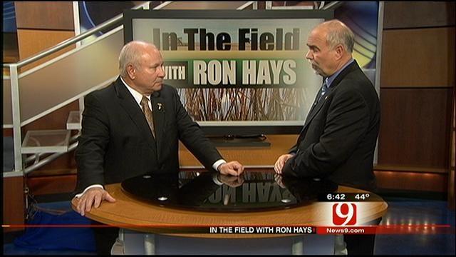 In The Field: Mike Spradley, President Of Oklahoma Farm Bureau