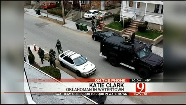 2nd Boston Marathon Bombing Suspect Captured Alive