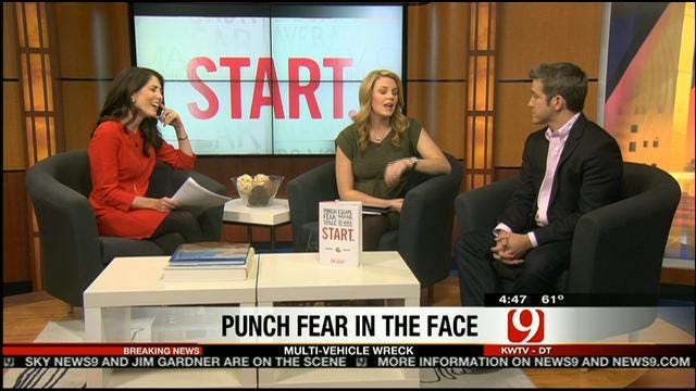 Author John Acuff Previews New Book On News 9 At Four