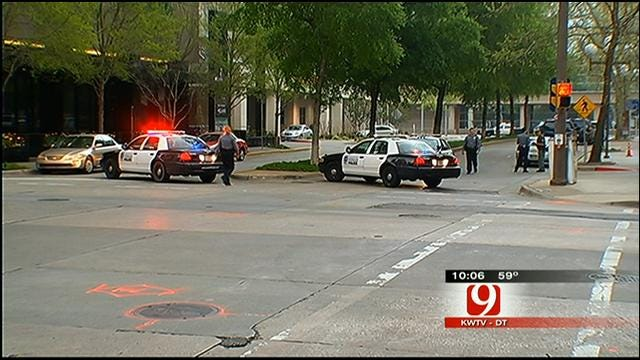 All Clear Given After Suspicious Package Found In Downtown OKC