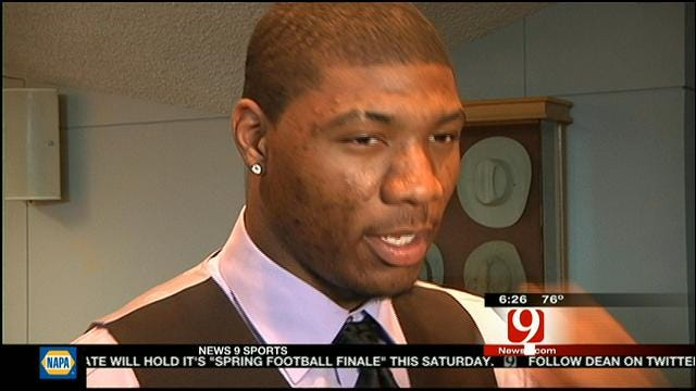 Marcus Smart Talks NBA Decision