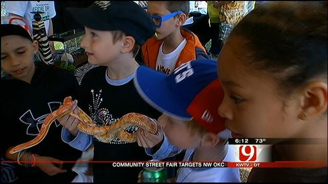 NW OKC Families Come Together To Stop Crimes, Improve Community