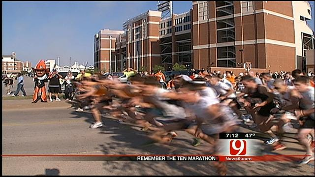 Remember The Ten Run To Take Place In Stillwater