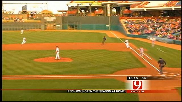 RedHawks Open Season In Bricktown, Future Still Up In Air