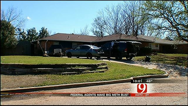 Feds Bust Group With Million Dollars' Worth of Meth In NW OKC