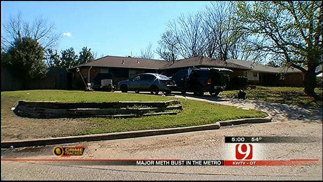 Intruder Shot, Killed During Guthrie Home Invasion